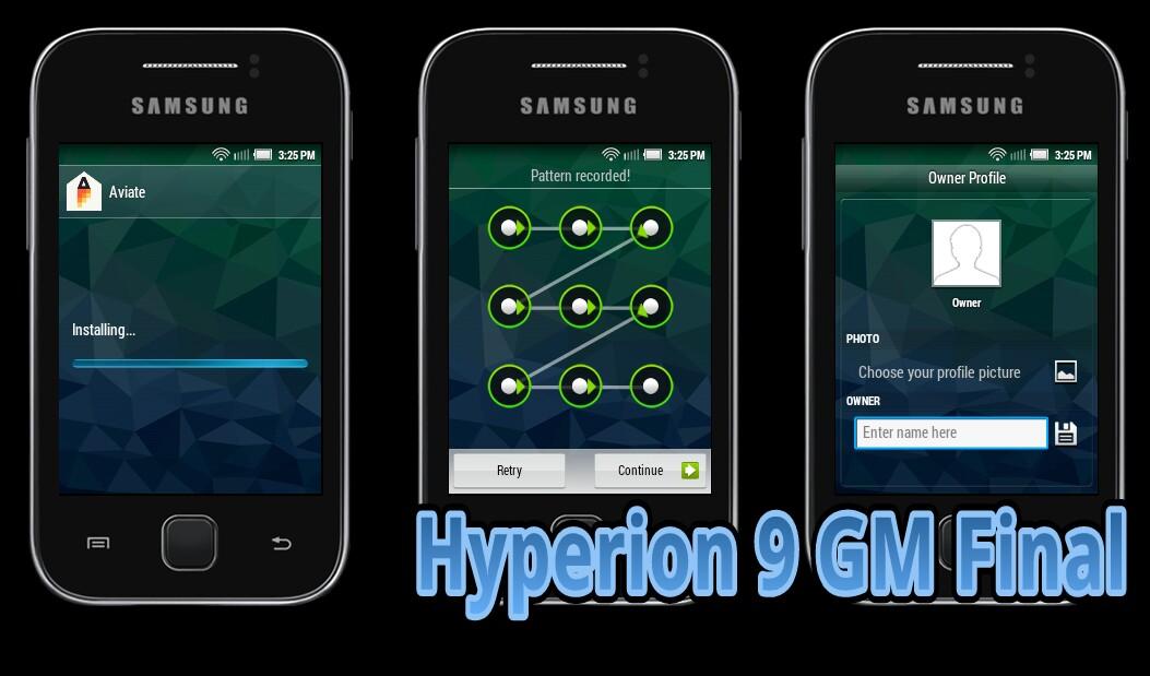 Hyperion Dev Host HP9 Final Rev Update 1 DOWNLOAD HERE